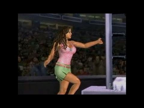 WWE SmackDown vs. Raw 2006 PlayStation 2 Gameplay - Joy