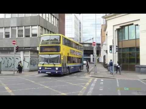 Buses in Dublin, Ireland