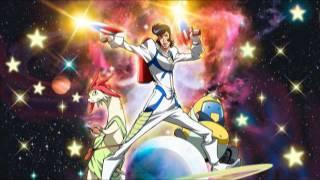 Space Dandy OST1 Best Hit BBP Gun Man Muller Hunt Oh! Track 11.