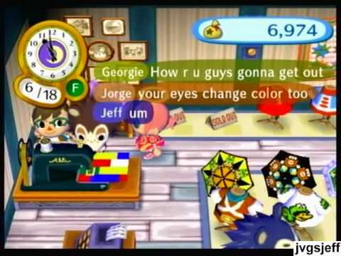Animal Crossing : City Folk - Able Sisters Glitch