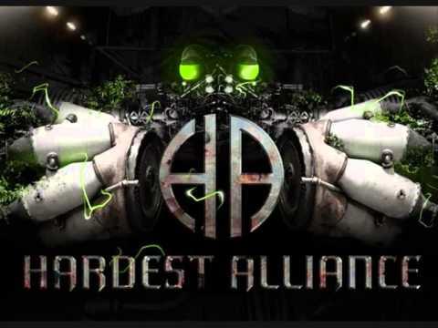The Hardest Alliance Dj Rampaged Terrormix