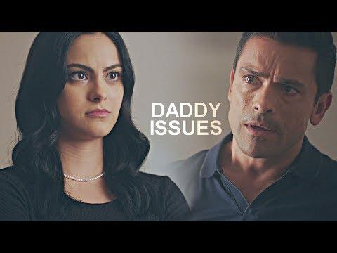 Veronica & Hiram Lodge    Daddy Issues