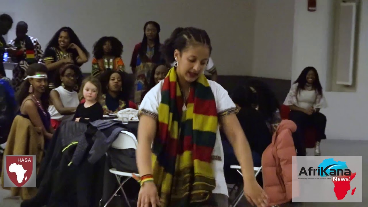 Download Harvard African Student, Redeit performing an Ethiopian Traditional Dance