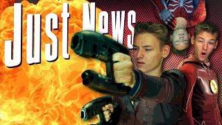 Судьба Стражей Галактики 3, 5-й сезон Флэша, Человек-паук PS4, Миссия невыполнима | Just News
