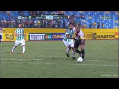 Goiás 3 X 2 Joinville - Melhores Momentos - Brasileirão Serie B