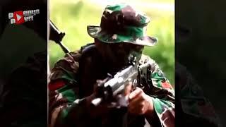 Cita Citaku Menjadi Prajurit TNI - LAGU MILITER