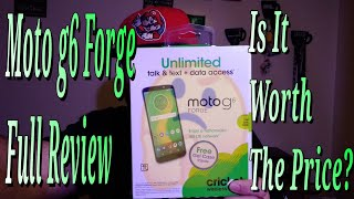 Cricket Wireless Moto G6 Forge Full Review Is It Worth It?