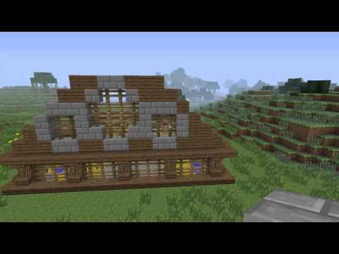 Minecraft : 1.6.2 [Stajnia dla koni] Dla iDELTI