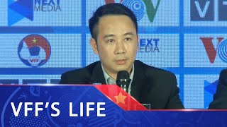 """TGĐ Next Media Nguyễn Trung Kiên: """"Bản quyền VL U23 Châu Á 2020 sẽ được bảo vệ chặt chẽ"""" thumbnail"""