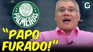 """Palmeiras 3 x 0 Melgar   """"Isso é pra CARTÃO VERMELHO aqui e na China"""", diz Garraffa (13/03/19)"""