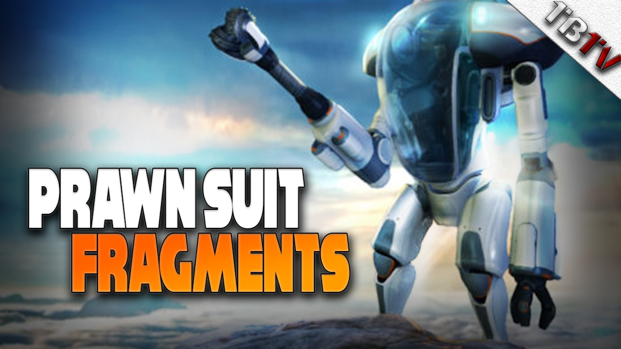 How To Get The Prawn Suit Fragments Subnautica Walkthrough E6