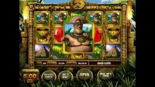 видео Игровой автомат Aztec Treasure