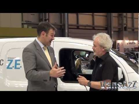Renault Interview - Andy Heiron, Head of Electric Vehicles