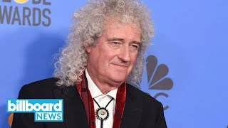 Brian May Apologizes For Defending Fired 'Bohemian Rhapsody' Director Bryan Singer | Billboard News