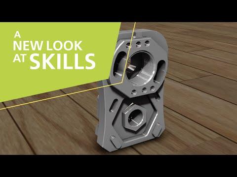 A New Look At Skills, 2015: 07 – CNC Milling