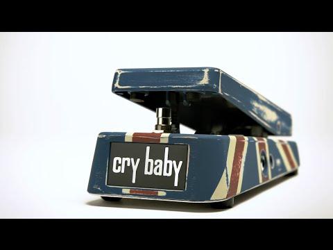 British Invasion Cry Baby Wah