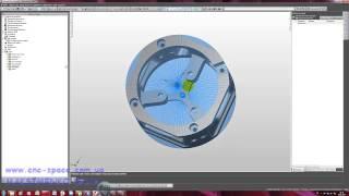 FeatureCam- базирование детали в токарной операции