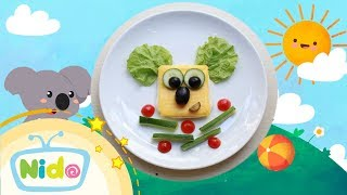 Món ăn ngọt ngào: Koala Dễ Thương - Bé vào bếp cùng mẹ | Nido Channel