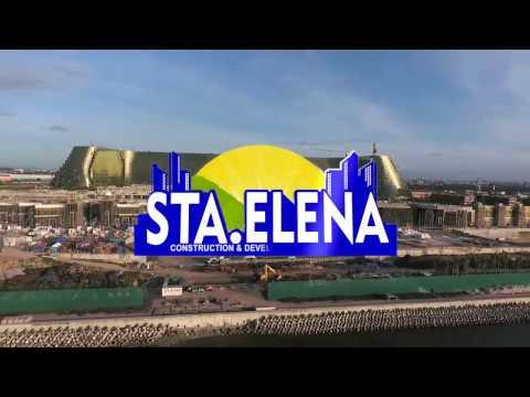Alice Eduardo fo Sta Elena Construction builds the Entertainment city of Manila