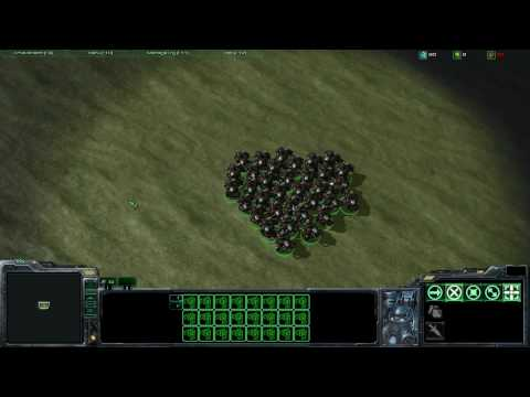 Smart shot AI that makes siege tanks so powerful in SC2
