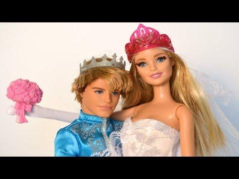 Barbie Leticia Celebra el día Más Especial junto al Príncipe Ken!!! Totoykids