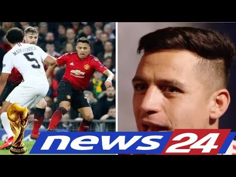 News24 -  Alexis Sanchez drops Man Utd bombshell after PSG defeat: Somethings not right