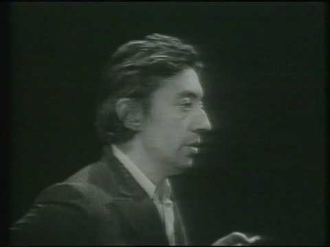 Serge gainsbourg ballade de melody nelson