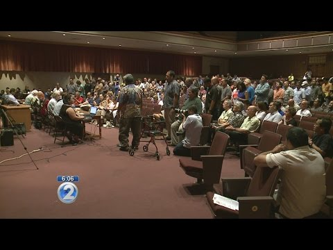 PUC holds final listening session over Hawaiian Electric, NextEra merger