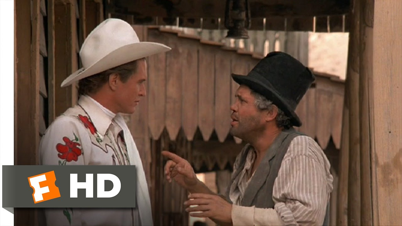Rustlers' Rhapsody (2/9) Movie CLIP - Western Towns Are All Identical (1985) HD