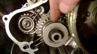Yamaha Virago Motorcycle Starter Bendix Explanation & Fix Pt 1