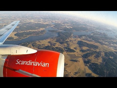 Flight Report | SAS Boeing 737 Stockholm To Amsterdam On SAS Plus