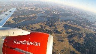 Flight Report | SAS Boeing 737 Stockholm To Amsterdam On SAS Plus