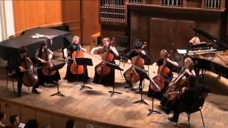 Frazer Rumba Cello ensemble of students of Alexey Seleznev SD