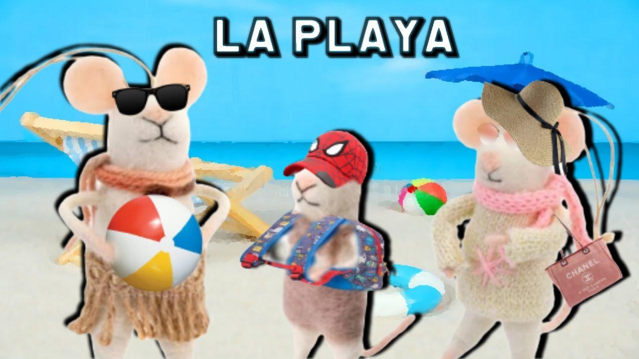 ratonsuelos - 09 - la playa