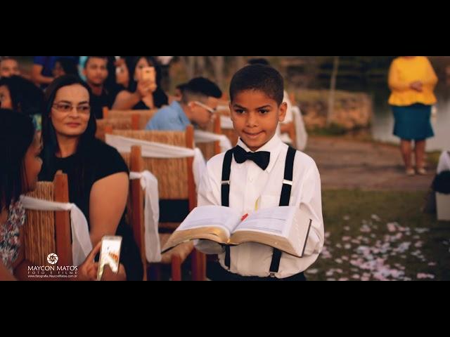 Trailer de Casamento Lucilene e Robson Formosa GO