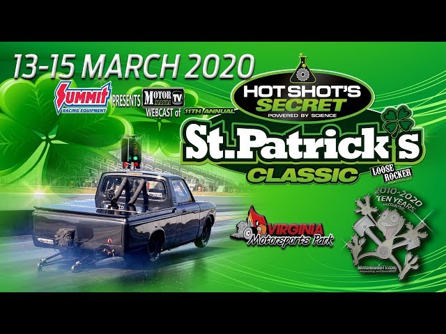 11th Annual St Patrick's Classic - Friday