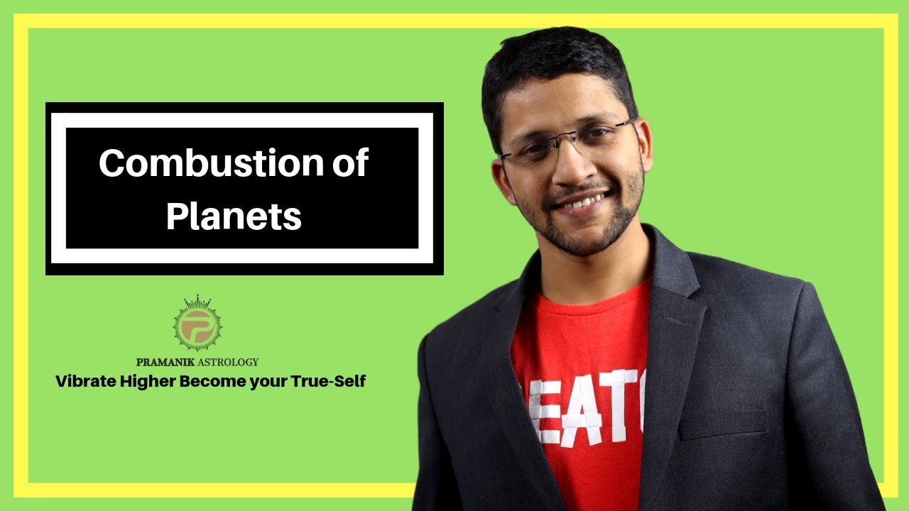 Combustion of Planets in Vedic Astrology ( Graha Asta)