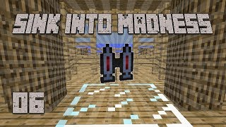 ►JETPACK HYPE! | Sink Into Madness #6 | Modded Minecraft◄ | iJevin