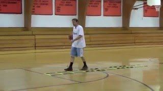 Step Agility Ladder for Basketball