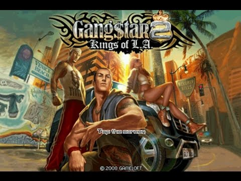 GANGSTAR 2 KINGS OF LA FOR ANDROID