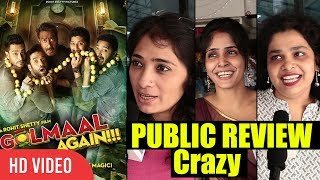 Golmaal Again Public Review | First Day First Show Review | Housefull Show Crazy Review