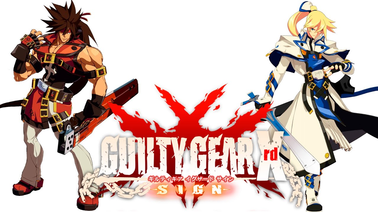 Guilty Gear Xrd Sign Sol Vs Ky Heaven Or Hell Youtube