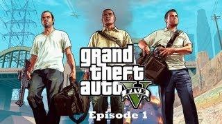 GTA 5 gameplay en Français - épisode 1 - Début