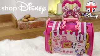 shopDisney | Minnie Mouse Pet Carrier Toy! | Official Disney UK