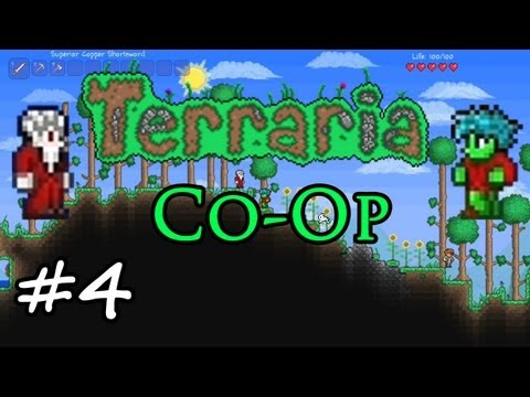 DEATH TO ALL HARPIES!!!: Terraria Co-Op w/ Melek: S.2: Ep.4