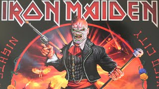 Iron Maiden - Nights Of The Dead, Legacy Of The Beast: Live In Mexico City - Unboxing