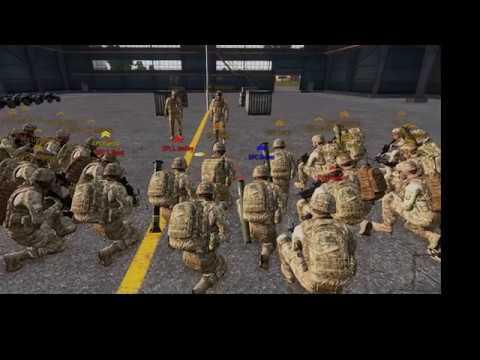 Havoc 1 Platoon Training ArmA 3 506th Realism Unit