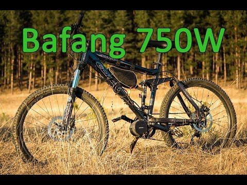 Истински катерач: Bafang 750W - тест и сравнение с 1000W хъб мотор //OFER