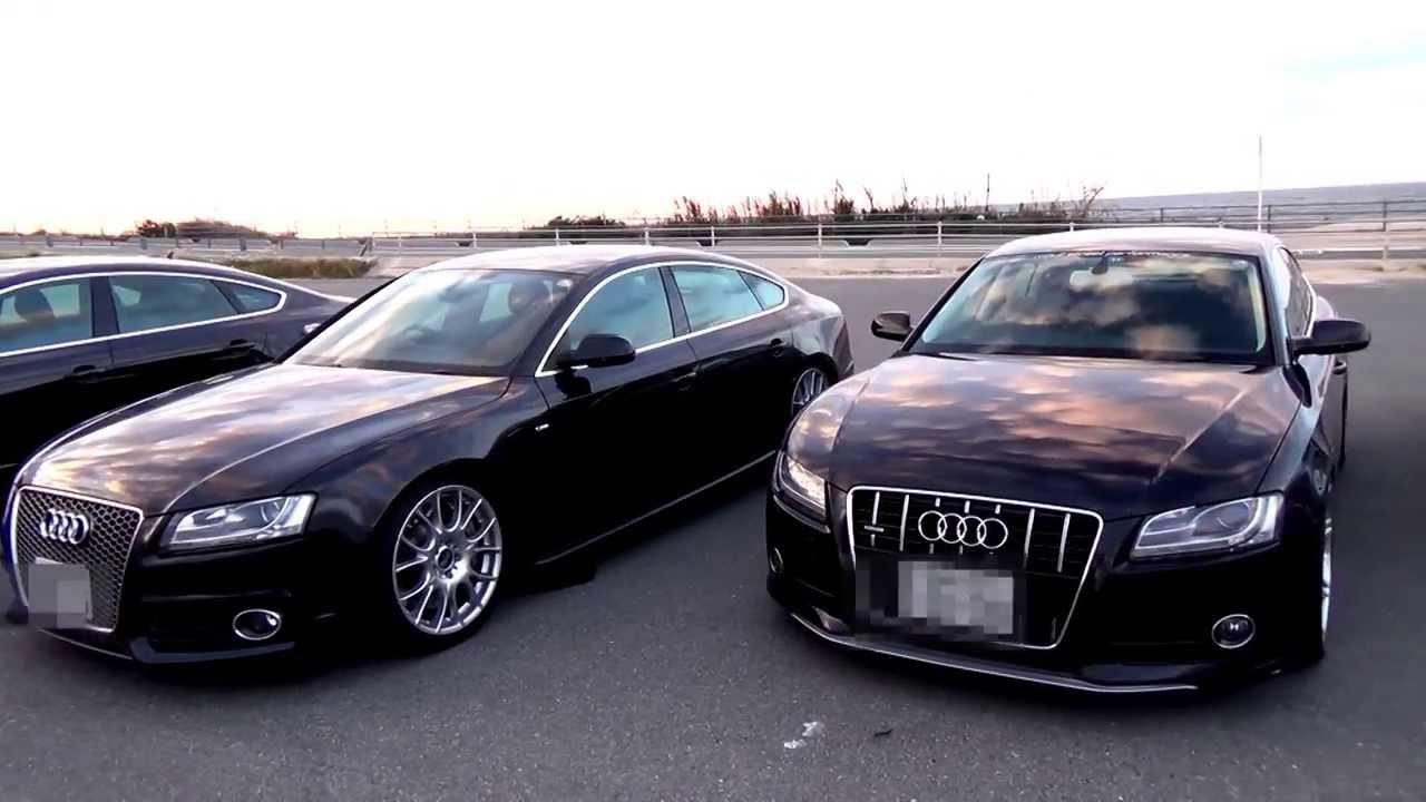 Audi Vw Bmw 角島ツーリング