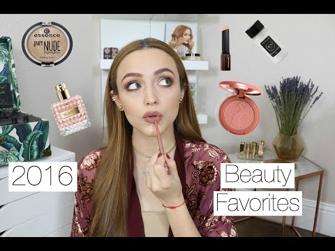 BEST Beauty Products of 2016!